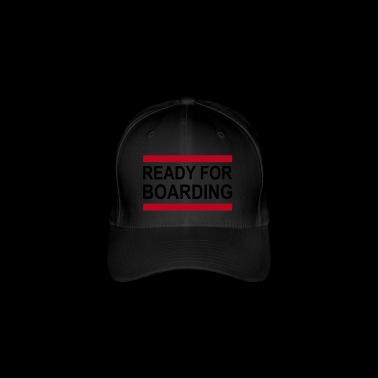 boarding - Flexfit Baseball Cap