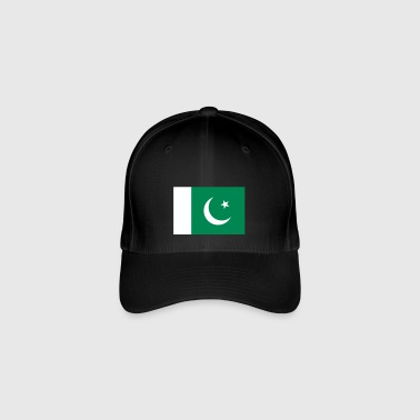 National Flag Of Pakistan - Flexfit Baseball Cap
