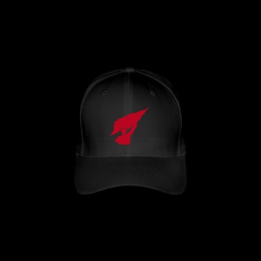 Flag rebel flag icon - Flexfit Baseball Cap