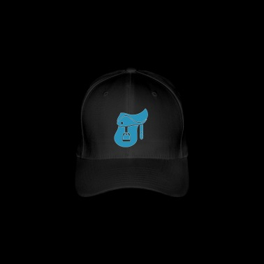 Saddle horse rider - Flexfit Baseball Cap