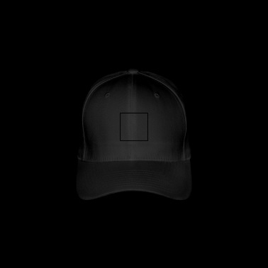 square - Flexfit Baseball Cap