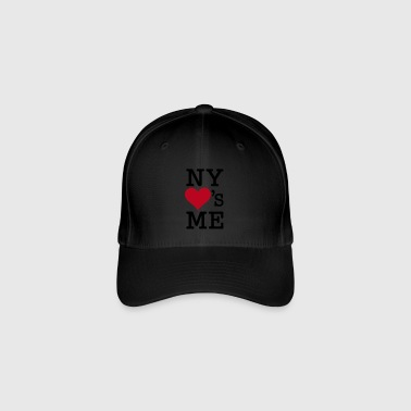 New York NY Loves Me - Flexfit Baseball Cap
