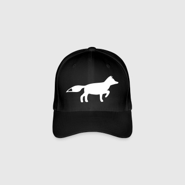 A fox or vixen - Flexfit Baseball Cap