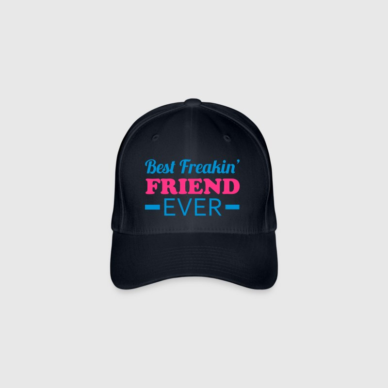 Best Friend - Flexfit Baseballkappe