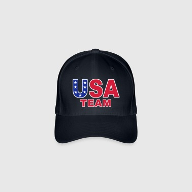 USA Team 03 - Casquette Flexfit