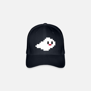 Ghost Pixel pixel ghost - Flexfit Baseball Cap