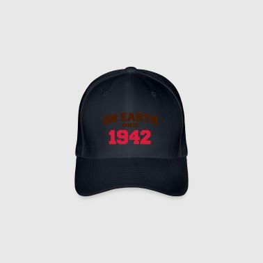 on earth since 1942 (fr) - Casquette Flexfit