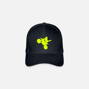 cross3 - Flexfit Baseball Cap