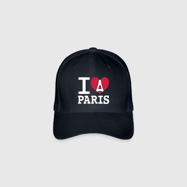 I love Paris - Casquette Flexfit