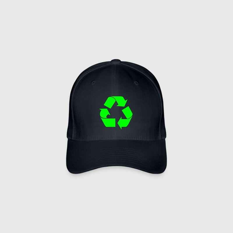 Recycle - Flexfit baseballcap