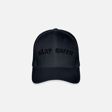 68d1179c3c5 SLay queen - Flexfit Baseball Cap