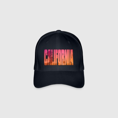 california - Flexfit baseballcap