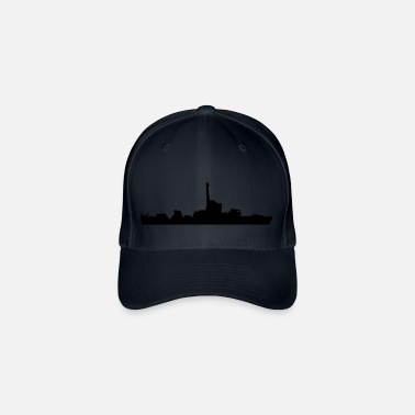 Navy Seals Vector Navy warship Silhouette - Casquette Flexfit