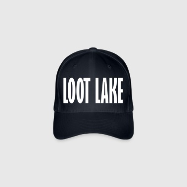 loot lake - Flexfit Baseball Cap