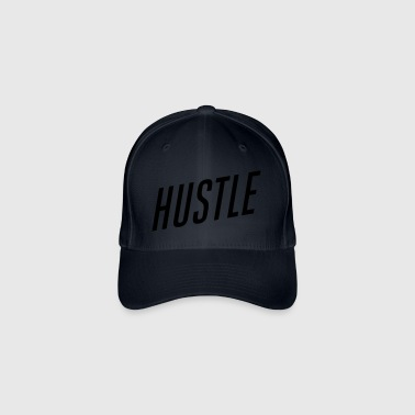 HUSTLE - Flexfit Baseball Cap