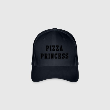 PIZZA PRINCESSE - Casquette Flexfit