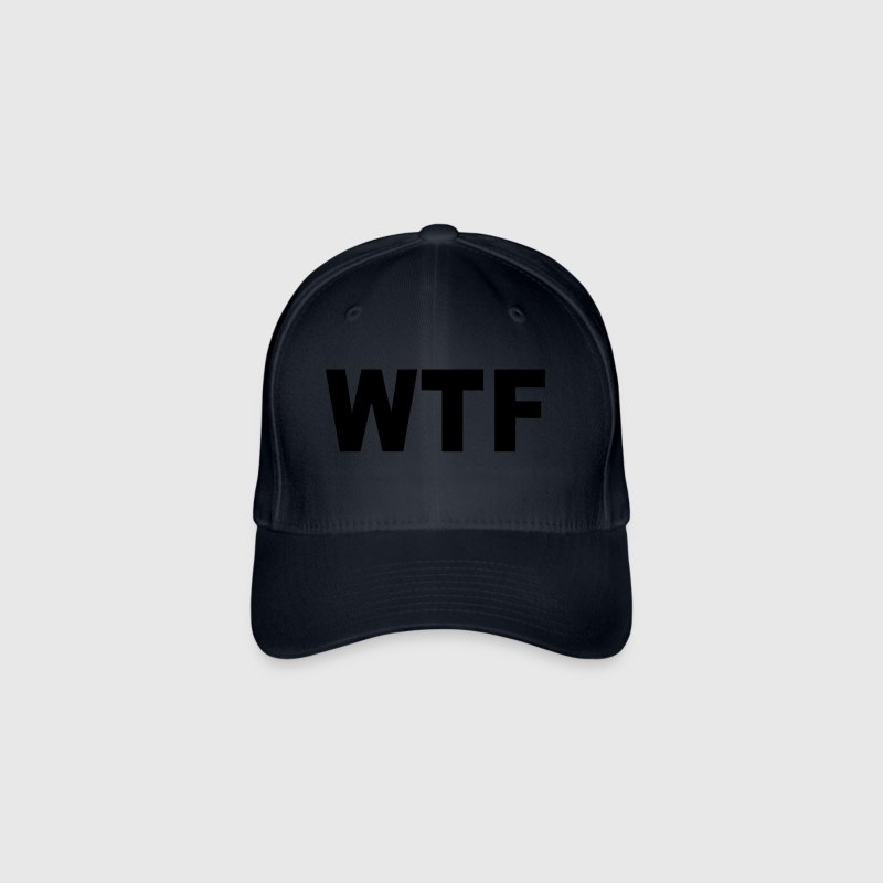 WTF? WHAT THE FUCK? - Gorra de béisbol Flexfit