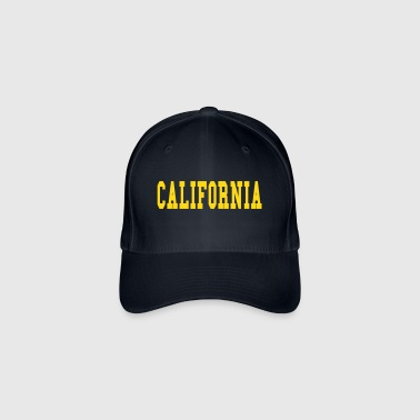 california by wam - Casquette Flexfit