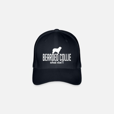 Collie Barbudo whatelse collie barbudo - Gorra de béisbol Flexfit