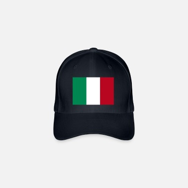 Italy National flag of Italy - Flexfit Baseball Cap