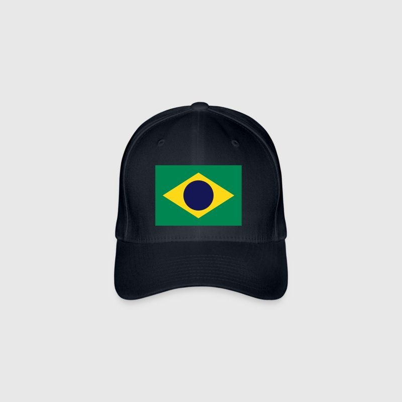 National flag of Brazil - Flexfit Baseball Cap