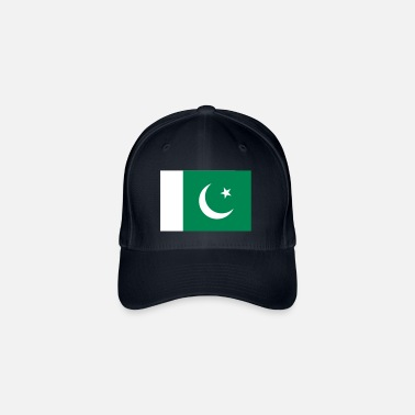 Karachi National Flag of Pakistan - Flexfit Baseball Cap