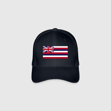 Drapeau national d Hawaï - Casquette Flexfit