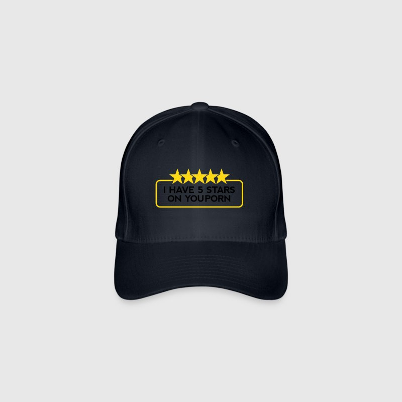 I ve got 5 stars on YouPorn! - Flexfit Baseball Cap