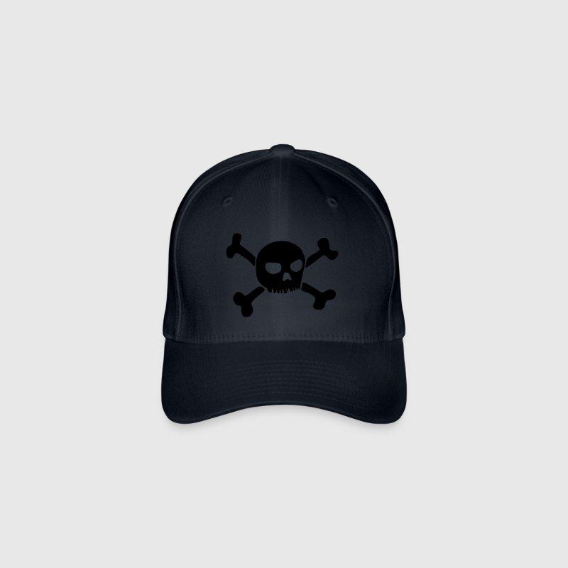 Skull Schädel Knochen Piraten Totenkopf von ElectroNoize | Spreadshirt
