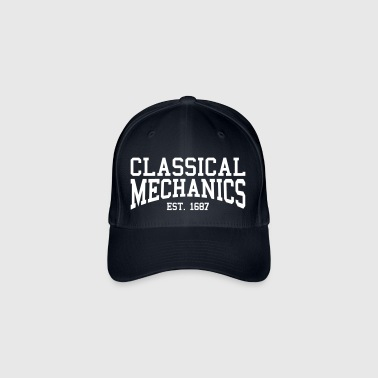 Classical Mechanics - Est. 1687 (Over-Under) - Flexfit Baseball Cap