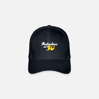 Years 30 Years Old And Fabulous! - Flexfit Baseball Cap