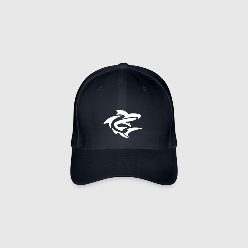 shark requin - Casquette Flexfit