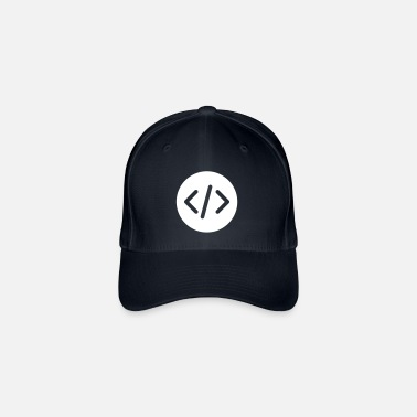 Coding Source Code - Flexfit Baseball Cap