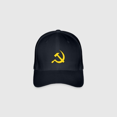 Hammer & Sickle T-Shirts - Flexfit Baseball Cap