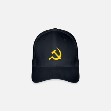 Cccp Hammer & Sickle - Flexfit Baseball Cap