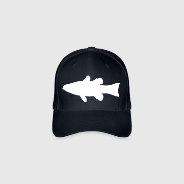 fish - Flexfit Baseball Cap