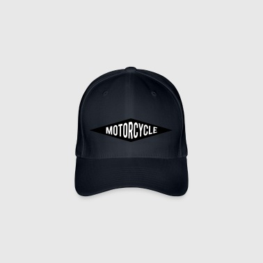motorcycle - Flexfit Baseball Cap
