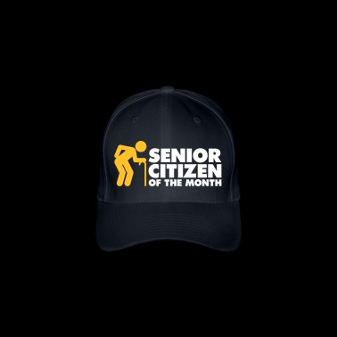 Senior Of The Month - Flexfit Baseball Cap