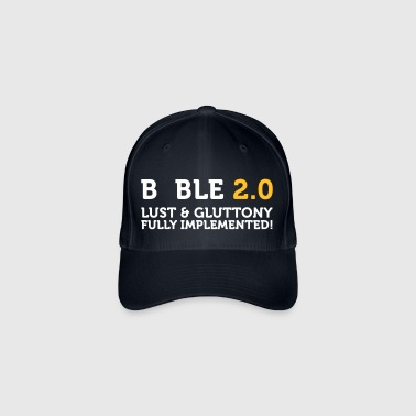 Bible 2.0: Lust - Flexfit Baseball Cap