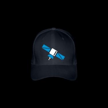 satellite - Casquette Flexfit