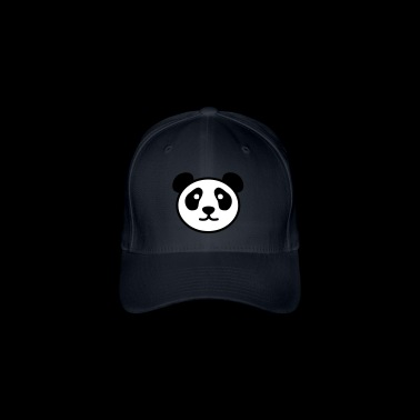 PANDA STYLISH - Flexfit baseballcap