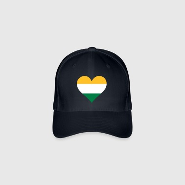 Et hjerte for India - Flexfit baseballcap