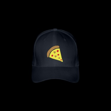 pizza - Casquette Flexfit