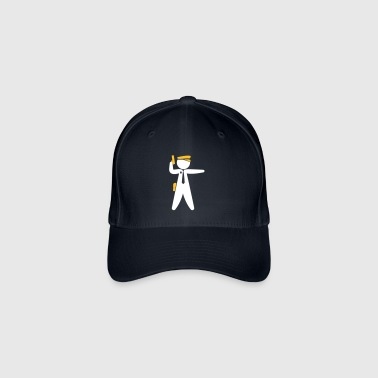 The Policeman - Flexfit Baseball Cap