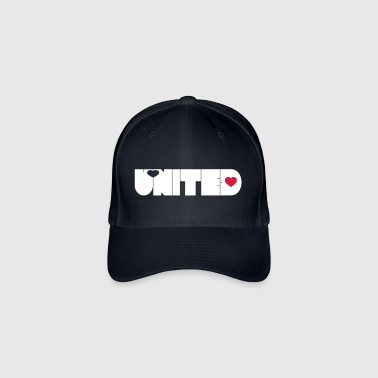 UNITED - Flexfit baseballcap