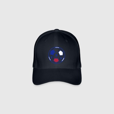 Ballon foot FRANCE - Casquette Flexfit
