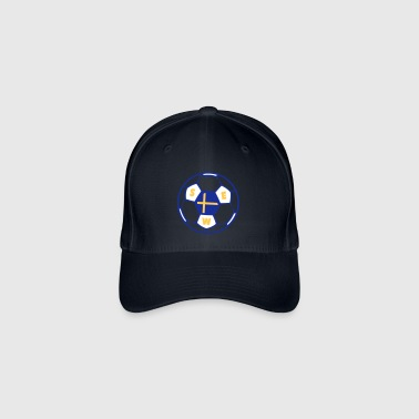 Ballon foot SWEDEN v3 - Casquette Flexfit