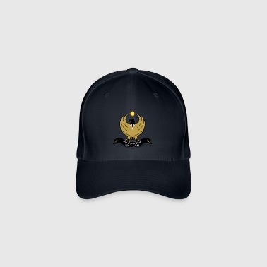 Kurdish Flag - Flexfit Baseball Cap