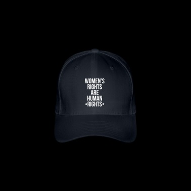 Women's Rights Are Human Rights - Flexfit Baseball Cap