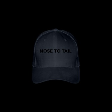 Nose to tail - Flexfit Baseball Cap